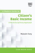 Cover A Modern Guide to Citizen's Basic Income