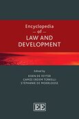 Cover Encyclopedia of Law and Development