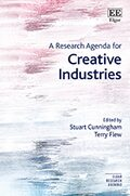 Cover A Research Agenda for Creative Industries