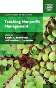 Cover Teaching Nonprofit Management