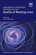 Cover Handbook of Research Methods on the Quality of Working Lives