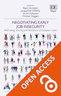 Cover Negotiating Early Job Insecurity
