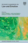 Cover Research Handbook on Law and Emotion