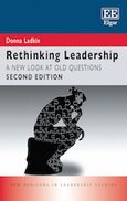 Cover Rethinking Leadership