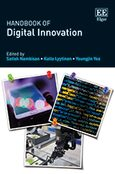 Cover Handbook of Digital Innovation