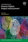Cover Handbook on Human Rights Impact Assessment