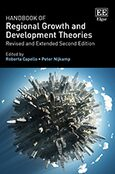 Cover Handbook of Regional Growth and Development Theories