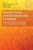 Cover Family Firms and Institutional Contexts