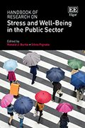 Cover Handbook of Research on Stress and Well-Being in the Public Sector