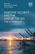 Cover Maritime Security and the Law of the Sea