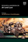 Cover Research Handbook on Art and Law