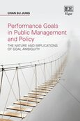 Cover Performance Goals in Public Management and Policy