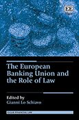 Cover The European Banking Union and the Role of Law