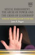Cover Sexual Harassment, the Abuse of Power and the Crisis of Leadership