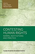 Cover Contesting Human Rights