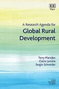 Cover A Research Agenda for Global Rural Development