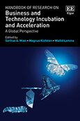 Cover Handbook of Research on Business and Technology Incubation and Acceleration
