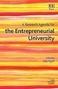 Cover A Research Agenda for the Entrepreneurial University