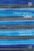 Cover A Research Agenda for Sales