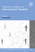 Cover Research Handbook on International Taxation