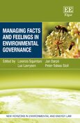 Cover Managing Facts and Feelings in Environmental Governance