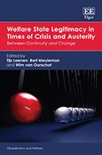 Cover Welfare State Legitimacy in Times of Crisis and Austerity