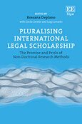 Cover Pluralising International Legal Scholarship