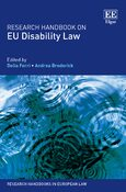 Cover Research Handbook on EU Disability Law