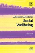 Cover A Research Agenda for Social Wellbeing