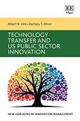 Cover Technology Transfer and US Public Sector Innovation