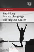 Cover Rethinking Law and Language