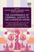 Cover The Governance of Criminal Justice in the European Union