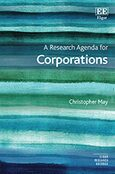Cover A Research Agenda for Corporations