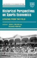 Cover Historical Perspectives on Sports Economics
