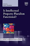 Cover Is Intellectual Property Pluralism Functional?