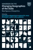Cover Handbook on the Changing Geographies of the State