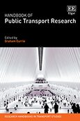 Cover Handbook of Public Transport Research