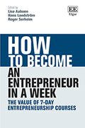 Cover How to Become an Entrepreneur in a Week