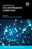 Cover Handbook on City and Regional Leadership