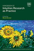 Cover Handbook of Intuition Research as Practice
