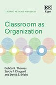 Cover Classroom as Organization