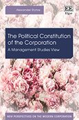 Cover The Political Constitution of the Corporation