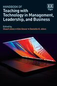 Cover Handbook of Teaching with Technology in Management, Leadership, and Business