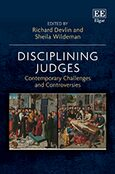 Cover Disciplining Judges