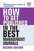 Cover How to Get Published in the Best Management Journals