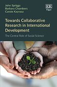 Cover Towards Collaborative Research in International Development