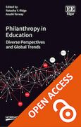 Cover Philanthropy in Education