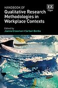 Cover Handbook of Qualitative Research Methodologies in Workplace Contexts