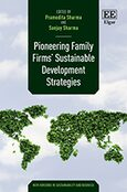 Cover Pioneering Family Firms' Sustainable Development Strategies