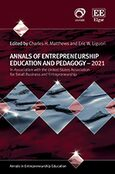 Cover Annals of Entrepreneurship Education and Pedagogy – 2021